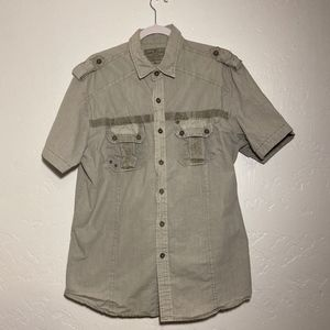 Marc Ecko cut & sew shirt, size large